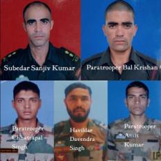 साल का सबसे खूनी ऑपरेशन: नाले में गिरने के बाद भी जवानों ने 5 आतंकियों को ढेर किया, 5 सैनिक शहीद