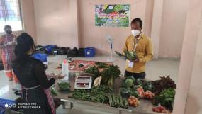 Coronavirus: झारखंड में घरों तक ऑनलाइन पहुंच रहीं ताजा सब्जियां