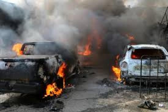 Bomb Blast: सीरिया के आफरीन जिले में भीषण बम ब्लास्ट, 36 की मौत, दर्जनों घायल