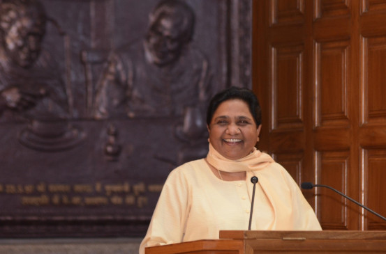 प्रवासी मजदूरों का पेट भरने के लिए सरकार खोले गल्ला गोदाम : मायावती