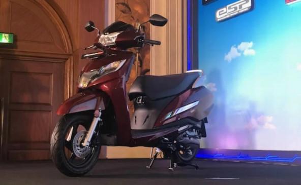 स्कूटर: Honda Activa 125 BS6 की कीमत में हुई बढ़ोतरी, जानें नई कीमत