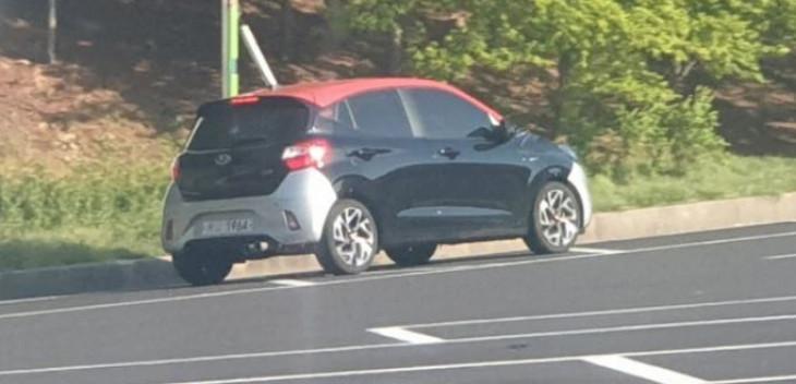 हैचबैक कार: Hyundai i10 का N Line वेरिएंट जल्द होगा लॉन्च, टेस्टिंग के दौरान हुआ स्पॉट