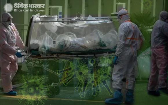 India Corona Virus Update: देश में कोरोना पीड़ितों की संख्या 18,601 पहुंची, 590 की मौत