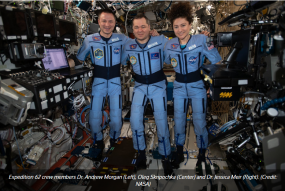 ISS: 200 से ज्यादा दिनों बाद पृथ्वी पर लौटे तीन एस्ट्रोनॉट, सोयूज़ स्पेसक्राफ्ट से सेंट्रल कज़ाकिस्तान में लैंडिंग