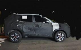 SUV: Kia Sonet टेस्टिंग के दौरान हुई स्पॉट, भारत में जल्द होगी लॉन्च