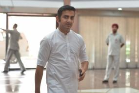 कोविड-19 : गंभीर ने दिल्ली सरकार को फिर दी 50 लाख की मदद