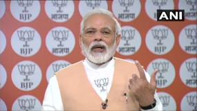 BJP at 40: पीएम बोले- आज देश काएक लक्ष्य 'कोरोना के खिलाफ लड़ाई में जीत', किए ये 5 आग्रह