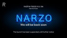 Lockdown: 21 अप्रैल को नहीं लॉन्च होंगे Realme Narzo 10 और Narzo 10A