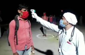 Coronavirus: गुजरात से वापस लाए गए MP के 2400 मजदूर, शिवराज बोले- जांच के बाद भेजे जाएंगे गांव