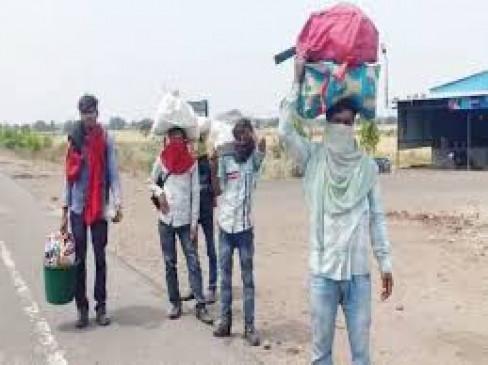 महाराष्ट्र: लॉकडाउन में फंसे प्रवासियों को मिली अपने घर जाने की परमिशन