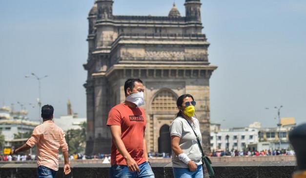 Coronavirus: मुंबई में सार्वजनिक स्थानों पर मास्क पहनना अनिवार्य, उल्लंघन करने वालों की होगी गिरफ्तारी