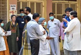 COVID-19 India: देश में अबतक 24,506 कोरोना के मरीज, 775 की मौत, 80 जिलों में 14 दिन से कोई नया केस नहीं
