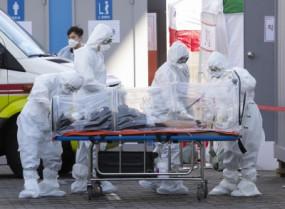 कोविड-19: फ्रांस में एक दिन में 541 की मौत, पूरी दुनिया में 15 लाख से अधिक लोग संक्रमित