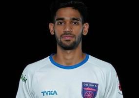 फुटबॉल: ओडिशा एफसी ने शुभम सारंगी के साथ बढ़ाया करार