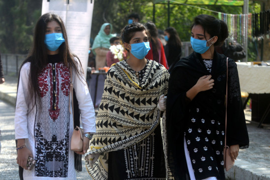पाकिस्तान : 15 अप्रैल के बाद लॉकडाउन को नहीं मानने का दुकानदारों का ऐलान