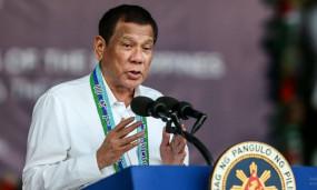 Coronavirus: फिलीपींस के राष्ट्रपति रोड्रिगो दुतेर्ते का आदेश, लॉकडाउन तोड़ने वालों को मारो गोली