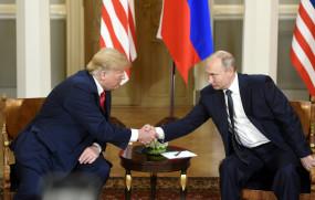 राष्ट्रपति ट्रंप और पुतिन ने कोविड-19, वैश्विक ऊर्जा बाजार पर की चर्चा