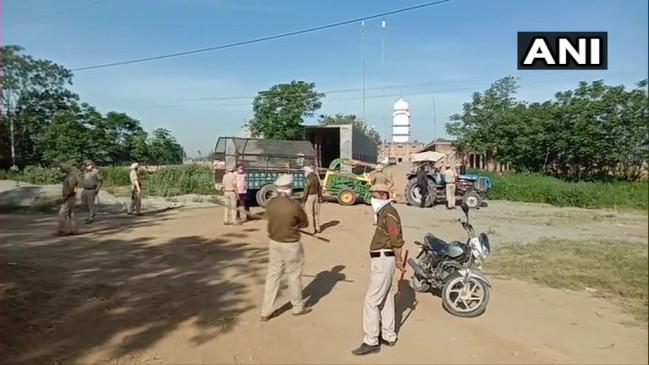पंजाब: पाटियाला में निहंग सिखों ने पुलिस पर किया हमला, ASI का हाथ काटा, 7 आरोपी गुरुद्वारे से गिरफ्तार