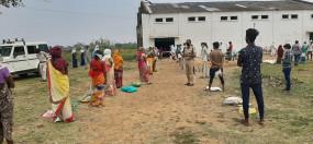 बालाघाट में बाहर राज्यों से आए 14 हजार ग्रामीण किए गए क्वारेंटाइन