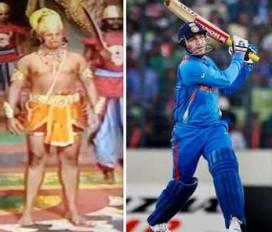 Inspiration: रामायण के अंगद से सीखा था इस क्रिकेटर ने क्रिज पर पैर जमाना, ट्विटर पर किया खुलासा