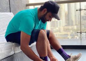 क्रिकेट: लॉकडाउन में रोहित का मंत्र घर में रहें, फिट रहें, सुरक्षित रहें