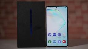 न्यू सीरीज: Samsung Galaxy Note 20 जल्द हो सकता है लॉन्च, सामने आई जानकारी