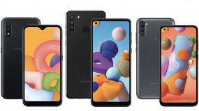 New Launch: Samsung ने A सीरीज के तीन नए स्मार्टफोन लॉन्च किए, जानें फीचर्स