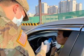 दक्षिण कोरिया: अमेरिकी सैन्य बेसों पर सिरका सूंघकर हो रहा है कोरोना टेस्ट, ऐसे पता कर रहे हैं कोविड-19 के लक्षण