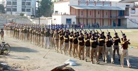Lockdown: 450 किमी पैदल चल ड्यूटी पर पहुंचा जवान, कानपुर से जबलपुर तक के सफर में लगे तीन दिन