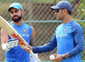 क्रिकेट: सुनील गावस्कर ने कहा, धोनी और कोहली ने टीम भावना को बनाने में मदद की है