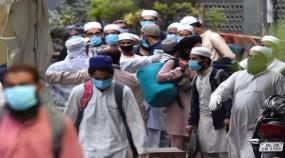 कोरोना: तब्लीगी जमातियों ने डॉक्टरों से की बदसलूकी, स्टाफ पर थूका