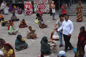 तमिलनाडु भाजपा ने मोदी किट बांटी