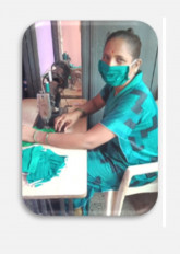 कश्मीर से केरल तक महिलाओं का टास्क, तैयार हुए 1 करोड़ मास्क!