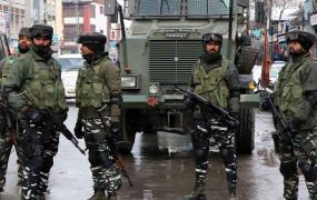 कश्मीर: आतंकी हमले में 3 सीआरपीएफ जवान शहीद