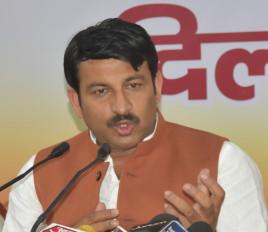 तिवारी ने केजरीवाल को 8 अप्रैल को प्रवासियों से अवगत कराया था: भाजपा (आईएएनएस इम्पैक्ट)