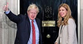UK: ब्रिटिश पीएम बोरिस जॉनसन बने पिता, मंगेतर कैरी साइमंड्स ने दिया बेटे को जन्म