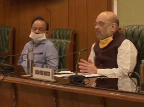 गृहमंत्री अमित शाह ने डॉक्टरों से की बात, सुरक्षा का दिया आश्वासन, प्रतीकात्मक विरोध न करने की अपील