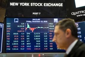 अमेरिकी शेयर बाजार में जोरदार 7 फीसदी की उछाल