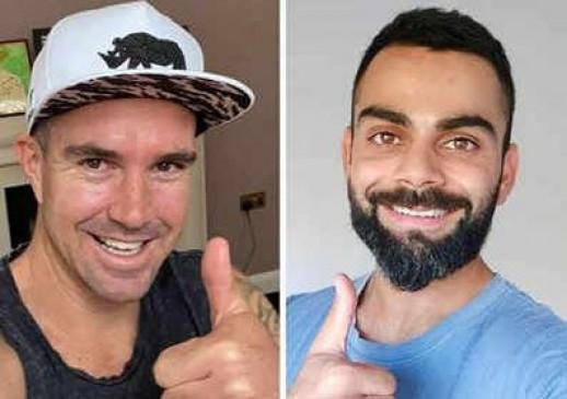 क्रिकेट: कोहली ने कहा, धोनी और डीविलियर्स के साथ बल्लेबाजी करना ज्यादा पसंद है