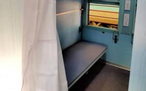 कोरोना मरीज के इलाज के लिए पश्चिमी रेलवे 410 कोचों को आइसोलेशन कोच में बदलेगा