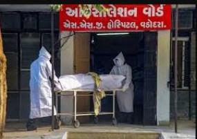 कोरोनावायरस: गुजरात में कोविड-19 के मरीजों का आंकड़ा 100 के पार, 10 की मौत