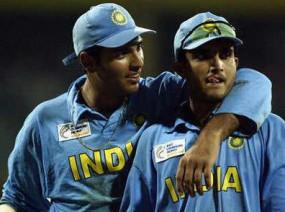 क्रिकेट: युवराज बोले- धोनी और कोहली ने नहीं दिया गांगुली जितना साथ