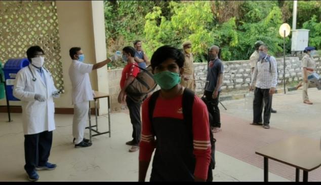 कोविड-19: ओडिशा में कोरोना के 103 नए मामले, कुल संख्या बढ़कर 1,438 हुई