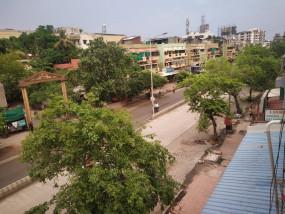 देर रात नागपुर जिले में 13 मिमी बारिश हुई दिन में निकली तेज धूप शाम को चलने लगी हवाएं