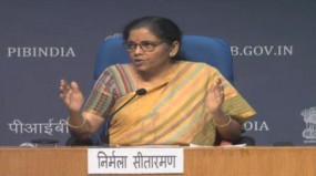 25 लाख नए किसान कार्ड, 4 लाख करोड़ किसानों को क्रेडिट : वित्त मंत्री