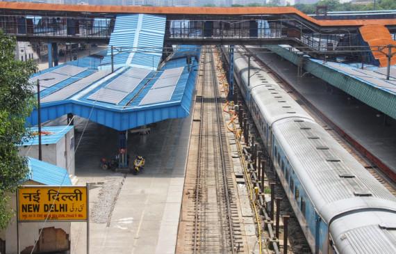 204 श्रमिक ट्रेनों से 2.56 लाख यात्री मंगलवार को ढोए गए