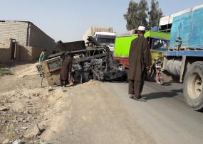 तालिबान हमले में 7 अफगान पुलिसकर्मियों की मौत