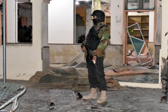 बलूचिस्तान आतंकी हमलों में 7 पाकिस्तानी सैनिकों की मौत