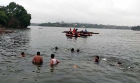 झारखंड में 7 युवक सोन नदी में डूबे
