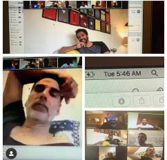 अक्षय कुमार ने आगामी फिल्म की टीम के साथ सुबह 5:46 बजे वीडियो मीटिंग की